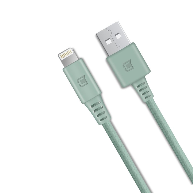 Rugged Braided 2M MFI Lightning Cable