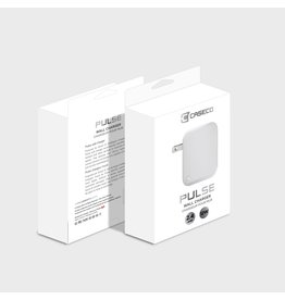 Caseco Pulse Home Charger 2.4 amp (White)