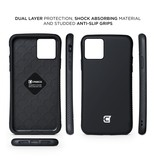 Caseco Rugged Grip Armor Case iPhone 11 Pro - Black