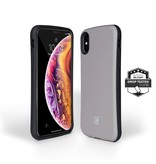 Caseco Rugged Grip Armor Case iPhone XR - Gun Metal