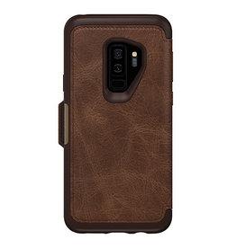 Otterbox Strada Folio Galaxy S9+ Espresso (Dark Brown)
