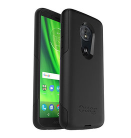 Otterbox 77-59001 - Moto G6 Play Commuter Series Case - Black