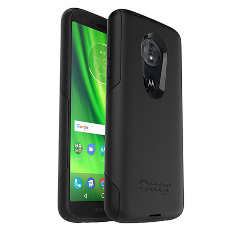 Moto G6 Play Commuter Series Case - Black