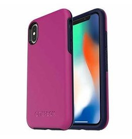 Otterbox Symmetry Series case iPhone X/Xs Red/Blue (Mix Berry Jam)