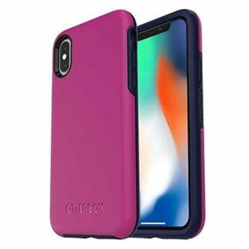 Symmetry Series case iPhone X/Xs Red/Blue (Mix Berry Jam)