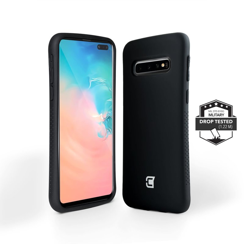 Rugged Grip Armor Case - Samsung Galaxy S10