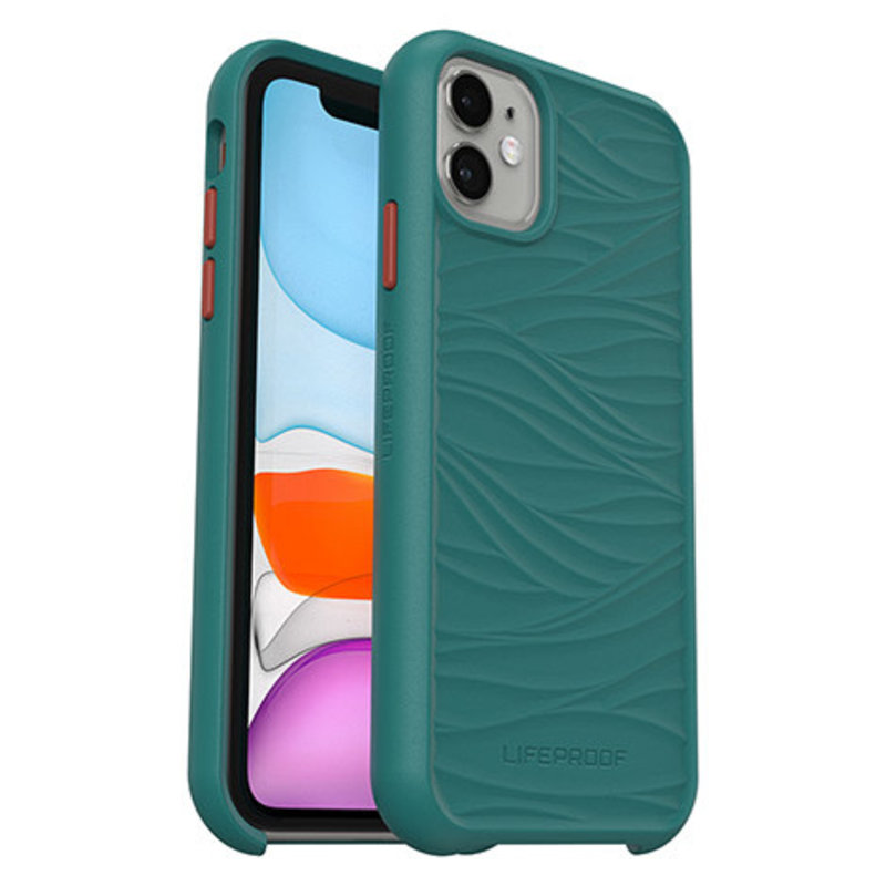 WĀKE Recycled Plastic Case for iPhone 11/XR