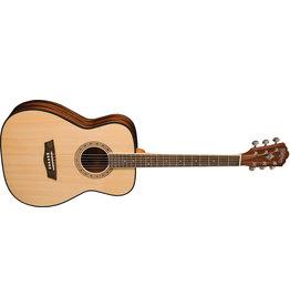 Washburn Solidtop Folk Acoustic w/Hardcase