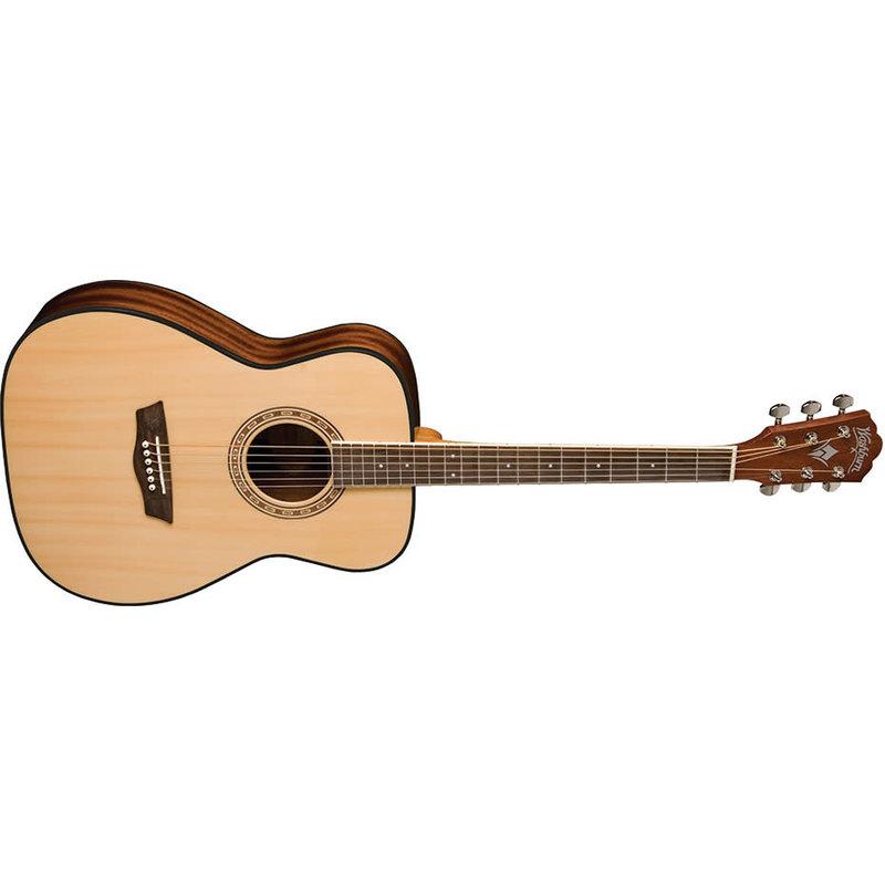 Solidtop Folk Acoustic w/Hardcase
