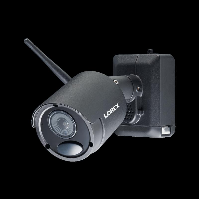 WiFi Security Camera Kit 6CH NVR w/ 4 WIFI 1080p Diurnal Cameras