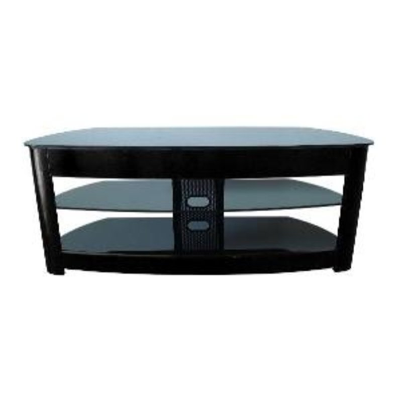 """PerfectView Black TV Stand (32""""-55"""")"""
