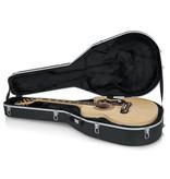 Gator Case ABS Jumbo Acoustic Guitar Case- Hard Shell