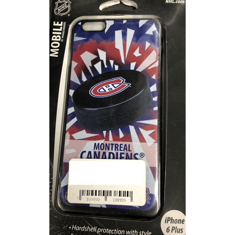 iPhone 6/7/8Plus Montreal Canadiens Puck Shatter