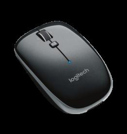Logitech M557 Wrls Bluetooth Mouse Dark Grey