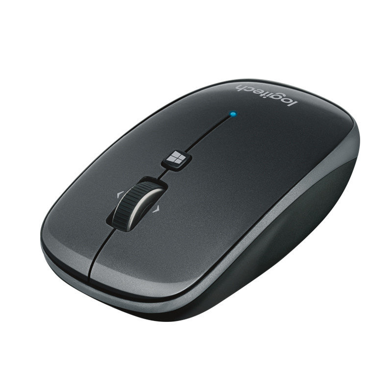 M557 Wrls Bluetooth Mouse Dark Grey