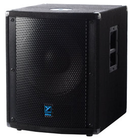 Yorkville LS720P - Elite 15'' 720w/1500w Powered Sub - Carpeted