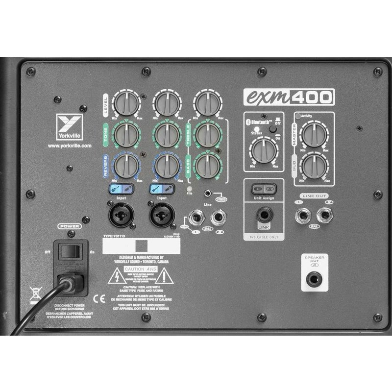 Excursion Mini 400 Watt Compact PA Sys