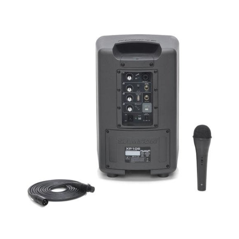 Expedition Portable PA 100w w/ bluetooth & Wired Mic
