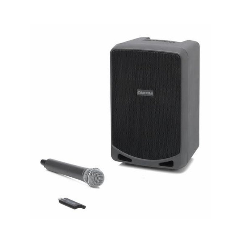 Expedition Portable PA 100w w/ bluetooth & Wireless Mic
