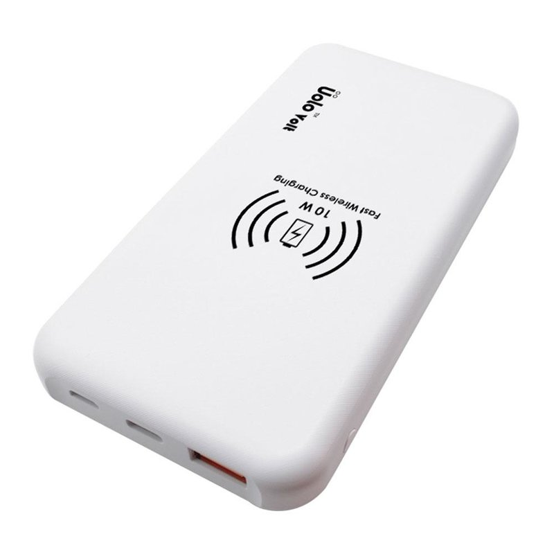 Volt Fast Wireless Charging & PD Power Bank, 10000mAh