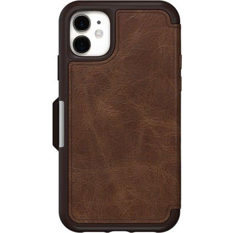 Strada Folio Case for iPhone 11