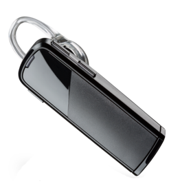 Plantronics Explorer 80 Bluetooth Headset (Onyx Black)