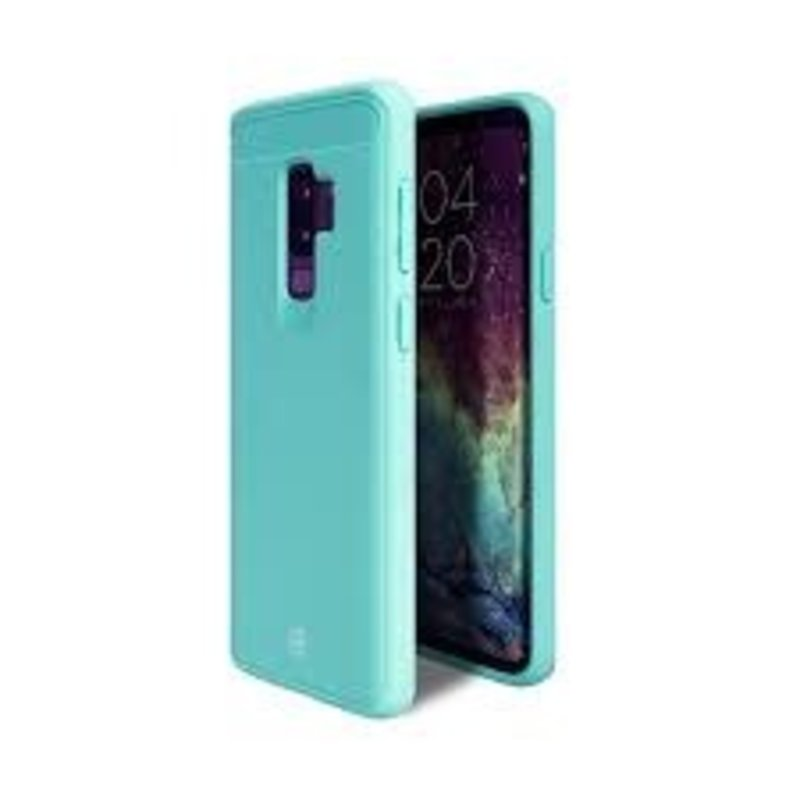 S9+ Caseco Skin Shield - Turquoise