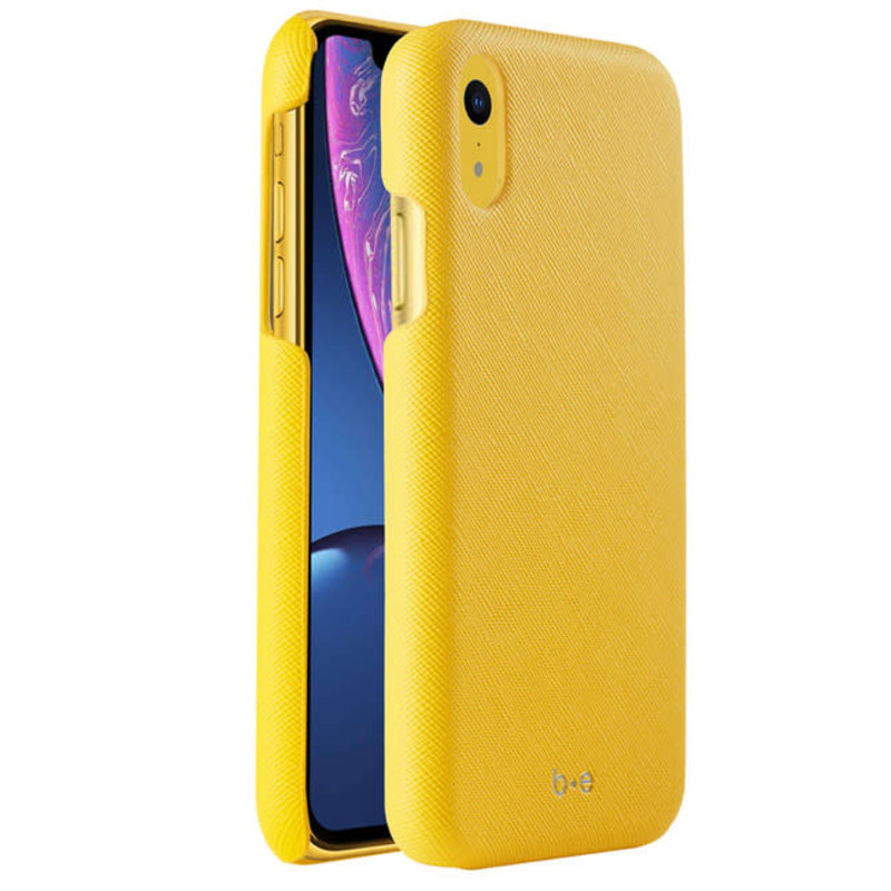 Saffiano Case for iPhone XR