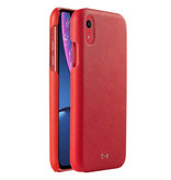 Blu Element Saffiano Case for iPhone XR