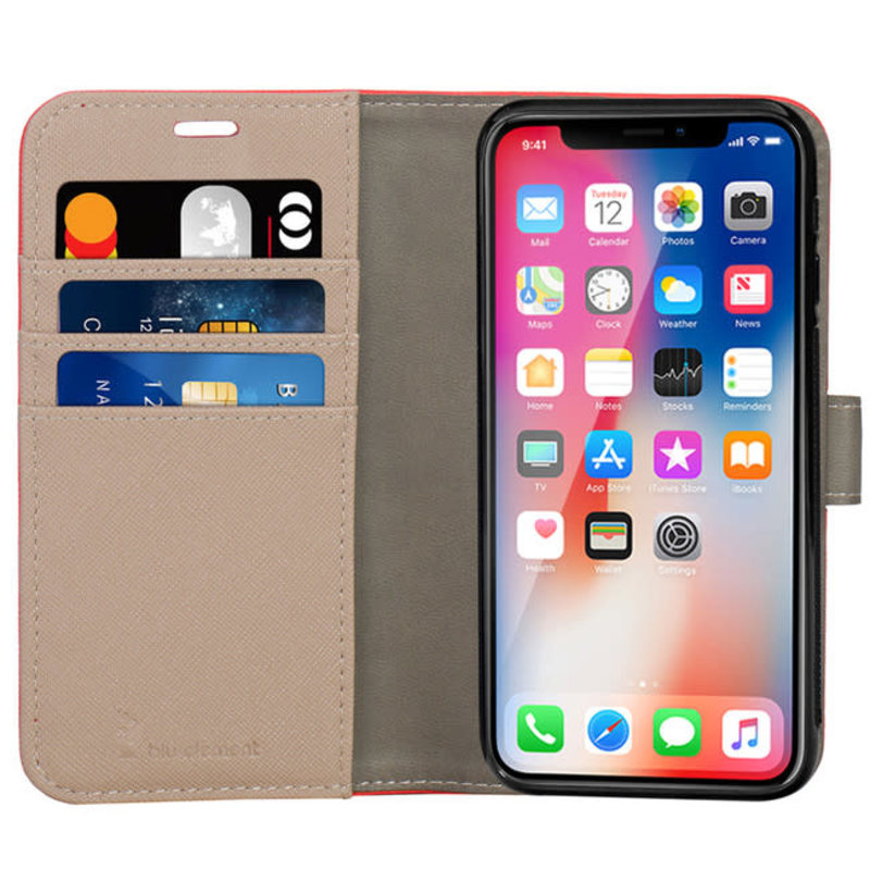 2 in 1 Folio for iPhone XR