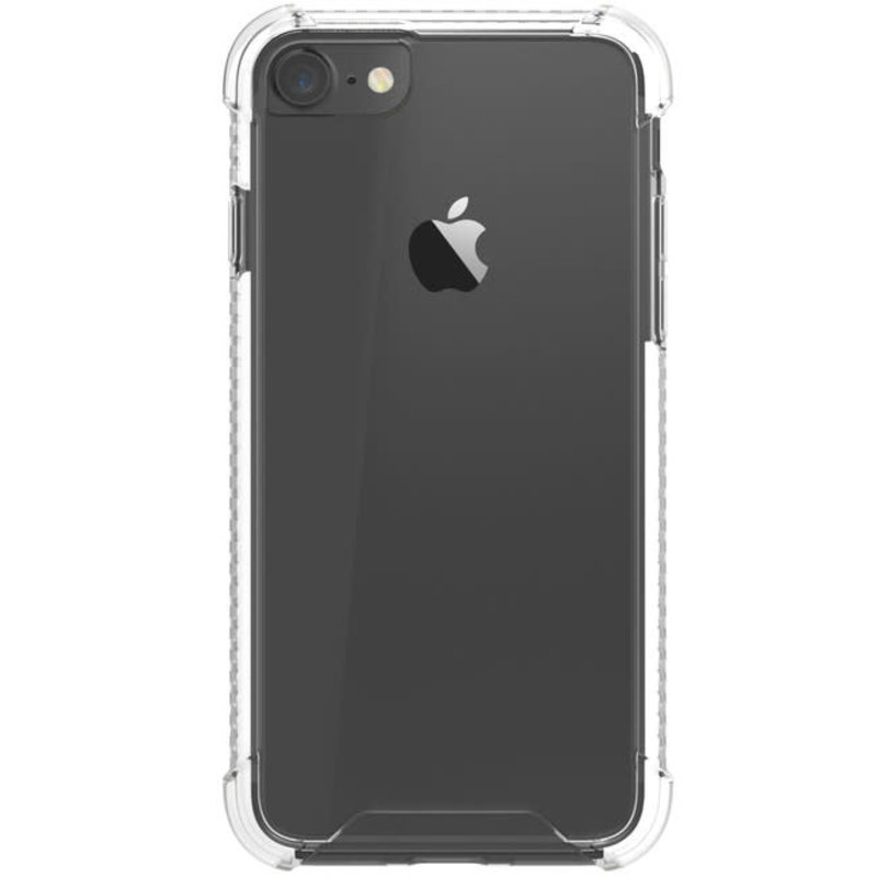 DropZone Rugged Case White for iPhone 8/7/6S/6