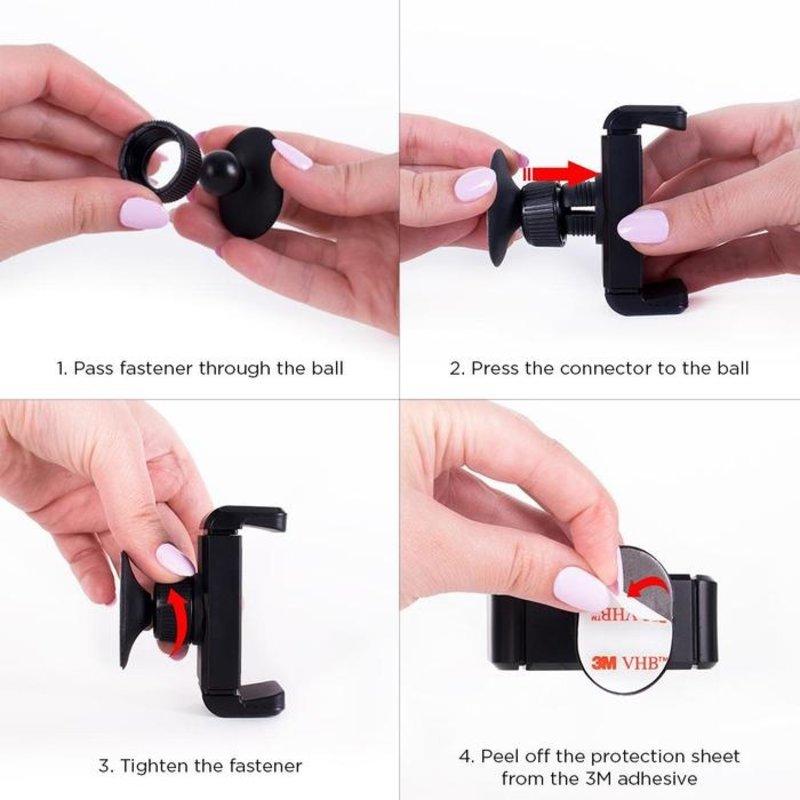 Simple Grip - Dash Mount