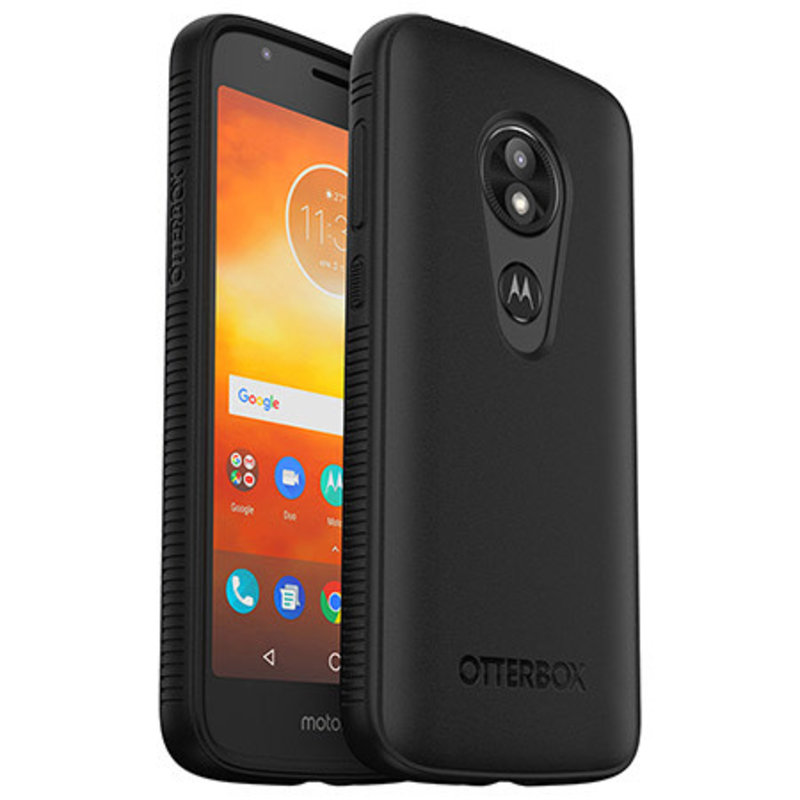 Moto E5 Play Black Prefix series case