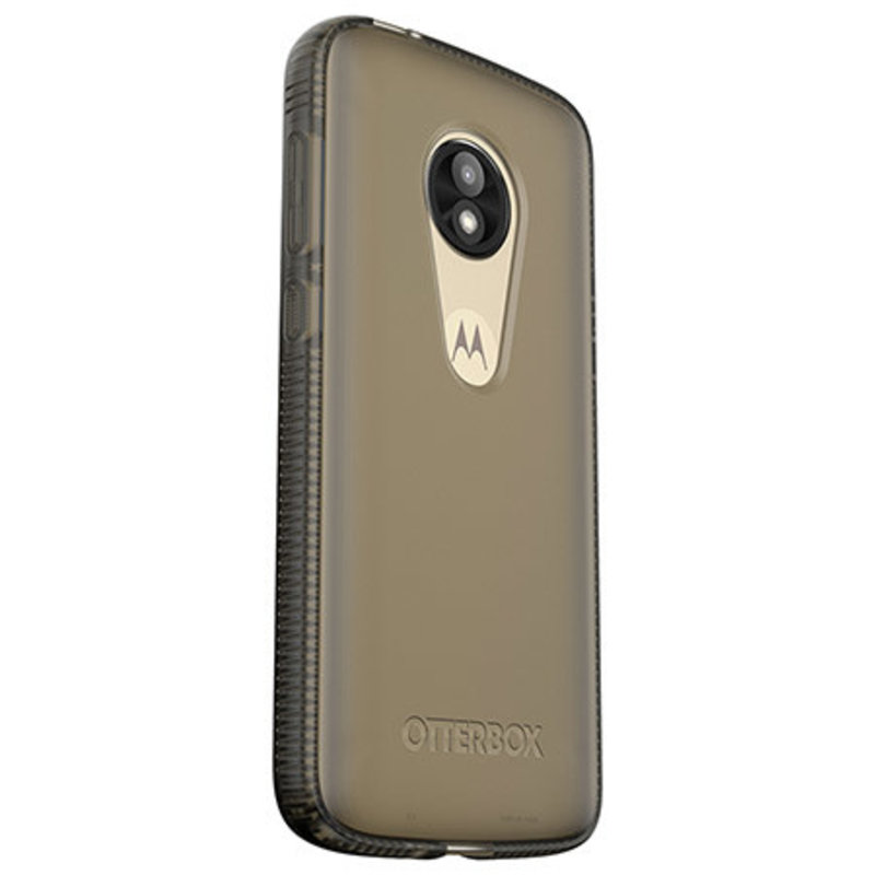 Moto E5 Play Smoky Clear Prefix series case