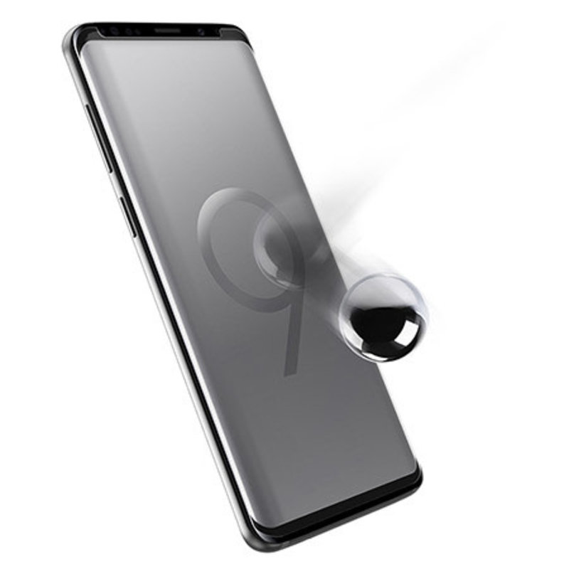 Alpha Glass Galaxy S9+ Curved Clearly Protected