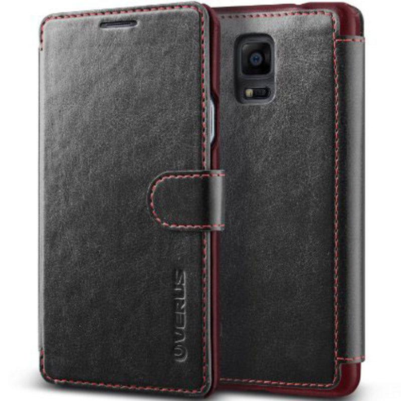 Layered Dandy Galaxy S7 Black