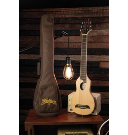 Washburn RO10 Rover Acoustic Travel Guitar w/ GigBag