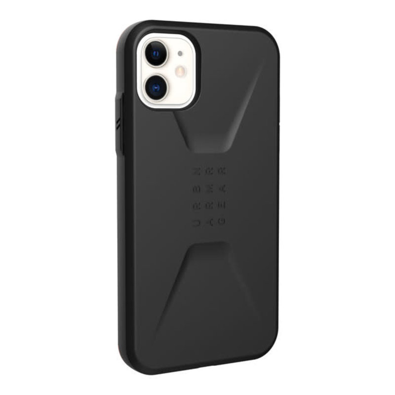 Civilian Rugged Featherlight Case for iPhone 11