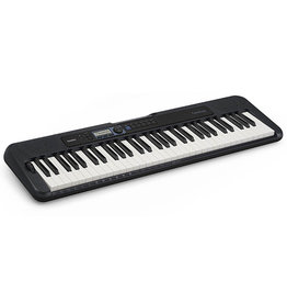 Casio CTS300BK 61-note (piano-style) dynamic touch electric keyboard