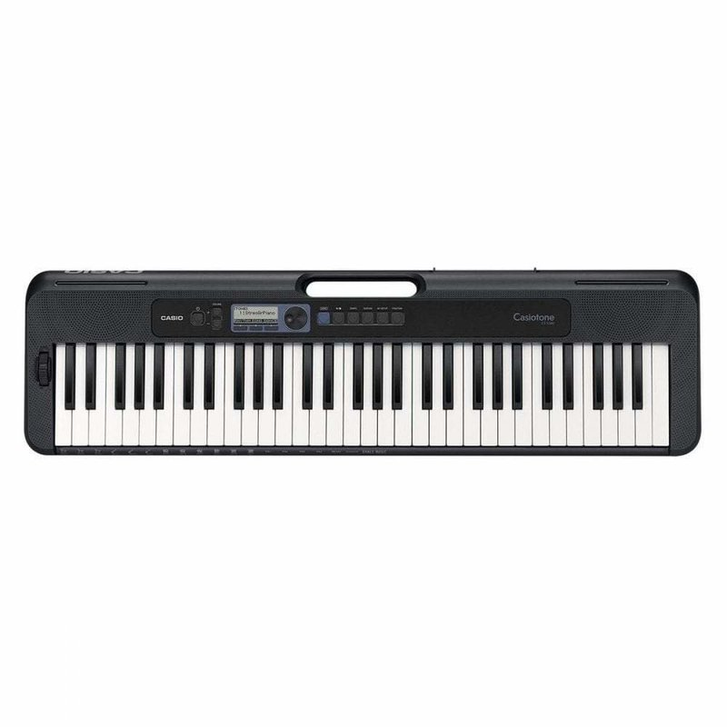 61-note (piano-style) dynamic touch electric keyboard