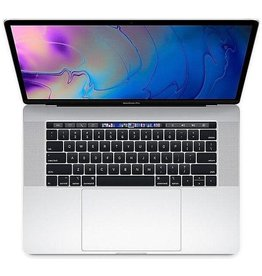 Apple 15'' Macbook Pro, 2.6hz 6-core I7, 8Gb 256Gb Touch Bar and Touch ID - Silver