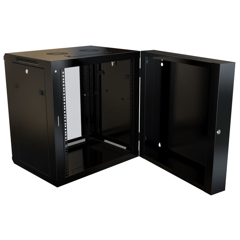Economy Swing-Out Wall Mount Rack RB-SW Series