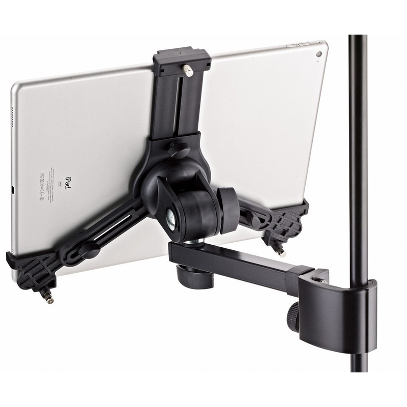 Universal clamp on Tablet holder - 19791