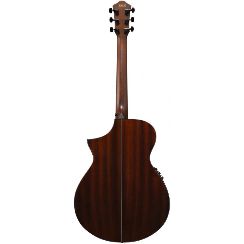 AEW TONAL BRACING ACOUSTIC ELECTRIC-RED SUNSET FADE