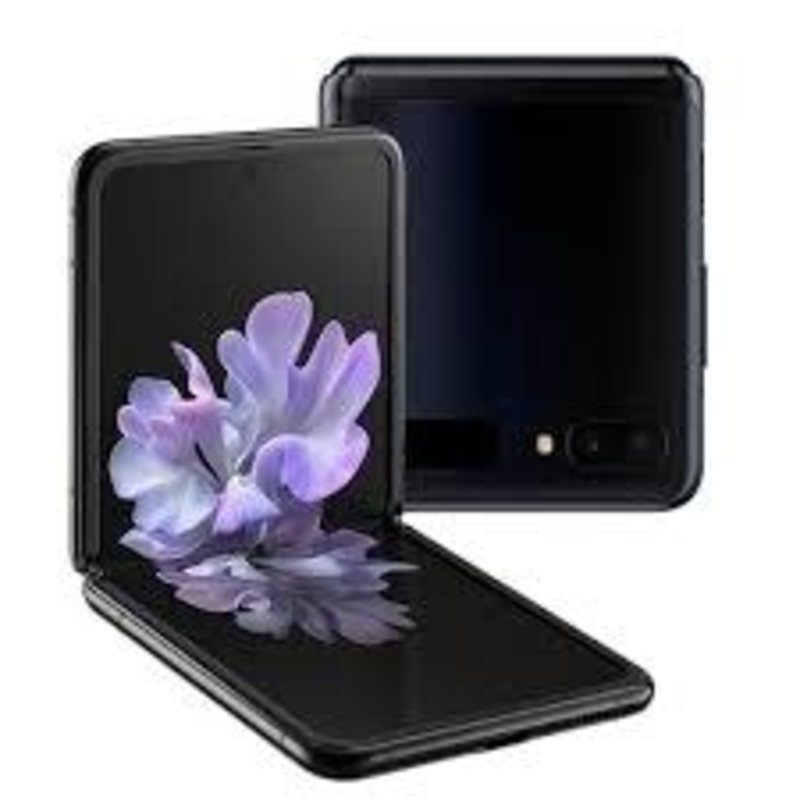 Galaxy Z Flip Mirror Black