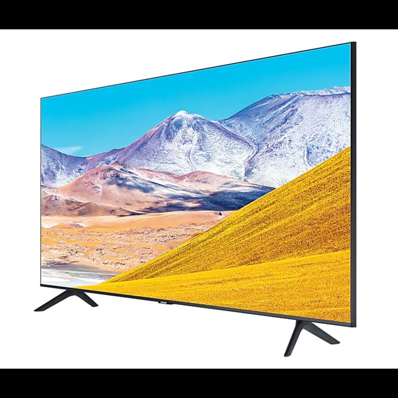 43-Inch TU8000 Series 4K Crystal UHD Smart TV