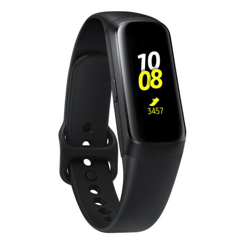 Galaxy Fit Fitness Tracker Black