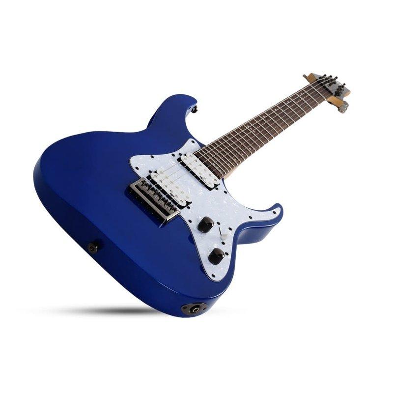 Banshee-6 SGR Electric Guitar, Electric Blue