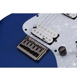 Schecter Banshee-6 SGR Electric Guitar, Electric Blue