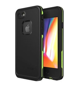 LifeProof LifeProof Fre Case iPhone SE 2020 / 7/8 Black/Lime (Night Life)